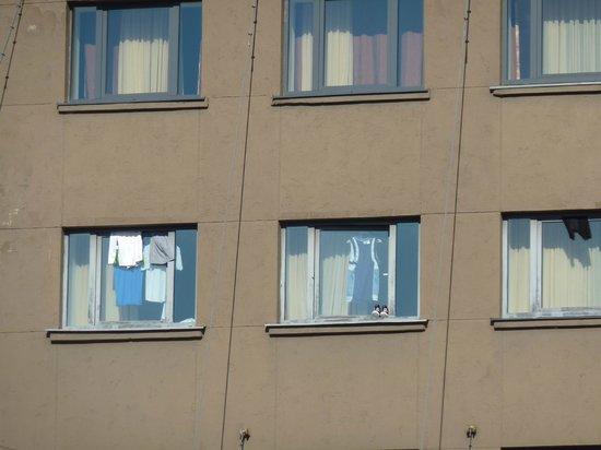 Liva: Hotelambiente von außen