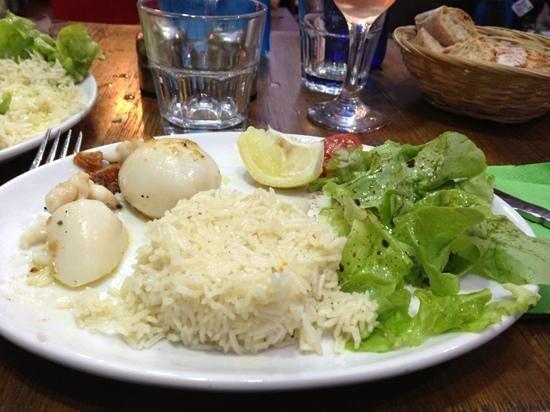 Vin bleu pezenas restaurant avis num ro de t l phone for Restaurant a pezenas