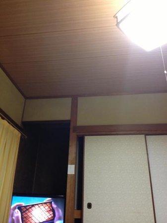 Katsumaruso: 八畳の部屋でした