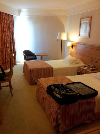 Hotel Real Palacio: Habitación