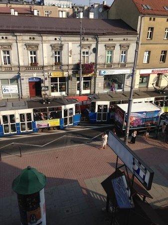 Hotel Korona: Vista Tram