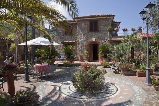 Villa Angela Country House: Ingresso alla Villa