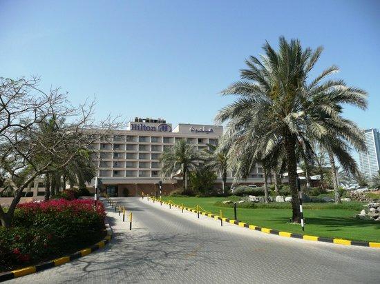 Hilton Ras Al Khaimah Resort & Spa: Anfahrt Hilton Ras Al Khaimah