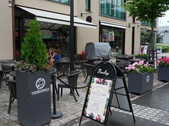 Violet S Cafe Llc