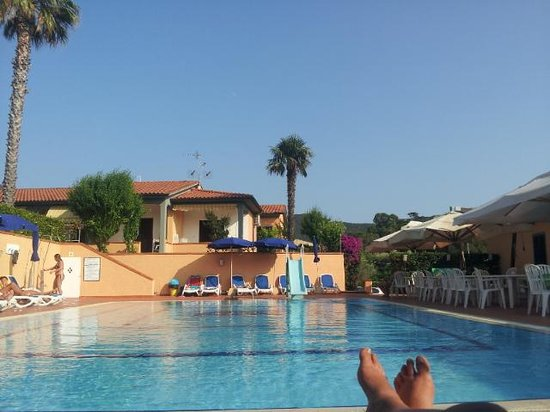 Residence Alithai : Pool