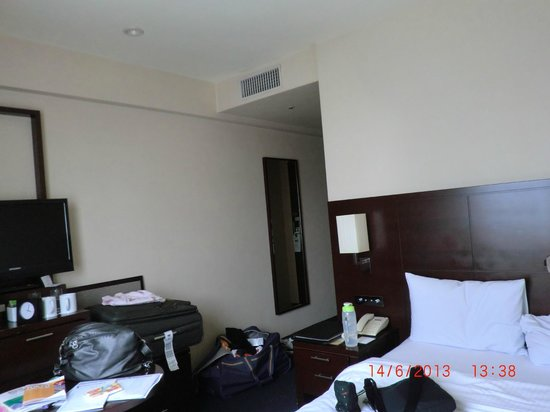Hotel Lungwood : room