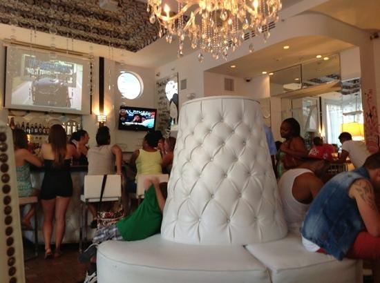 Whitelaw Hotel: disco hotel