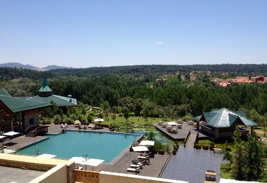 Michlifen Ifrane Suites & Spa : Michlifen Ifrane, one of the most beautiful places to stay