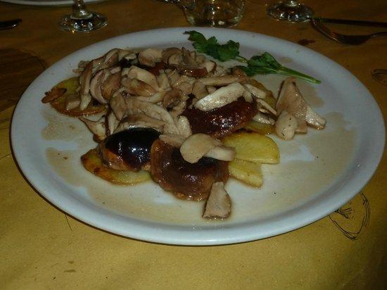 Ristorante La Genovese: Porcini