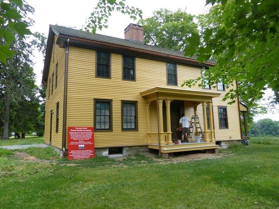 Herman Melville's Arrowhead: Arrowhead, the Melville home for 11 years