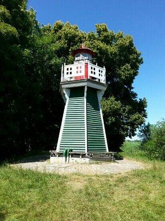 Moorwerder Leuchtturm