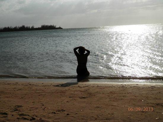 Hotel Riu Montego Bay: My sexy Jamacia Pic. LOL