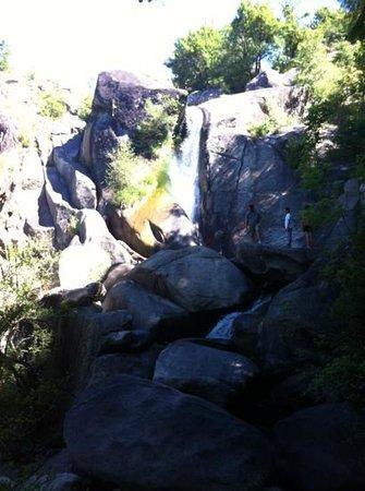 Castres, Francia: la cascade du saut de la truite