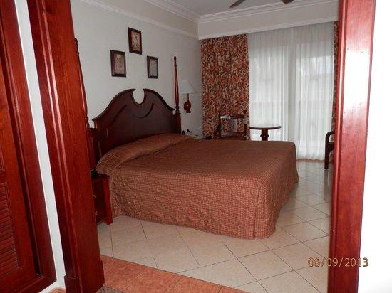 Hotel Riu Montego Bay: Our room