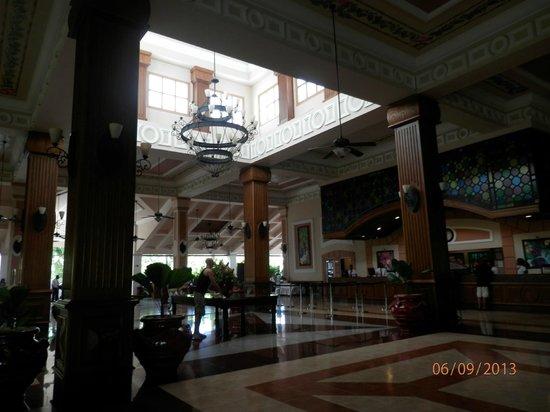 Hotel Riu Montego Bay: Lobby
