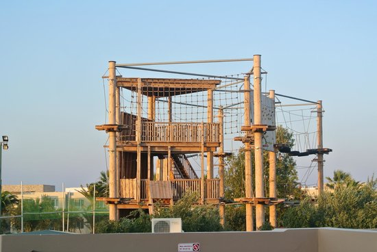 Holiday Village Kos by Atlantica: High Ropes