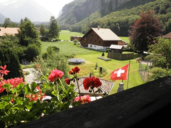 Chalet Zum Steg: View from room