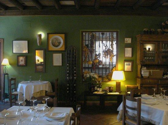 La Cantina de Diego: Un ambiente envolvente y acogedor