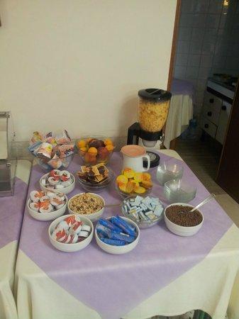 Hotel Perugina: Breakfast