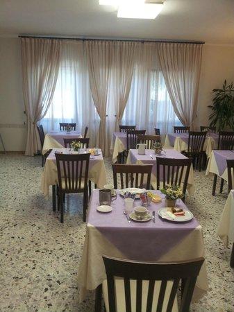 Hotel Perugina : Breakfast