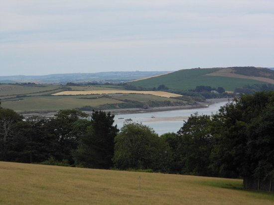 Dennis Farm Campsite: View from site