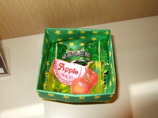 Hotel Resol Hakodate: 心遣いでした
