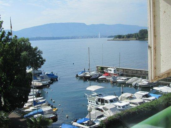 Auberge Port Gitana: Vue de la chambre n. 3