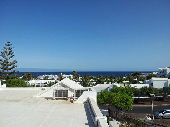 Apartamentos Villa Canaima: Panorama dal terrazzo dell'appartamento