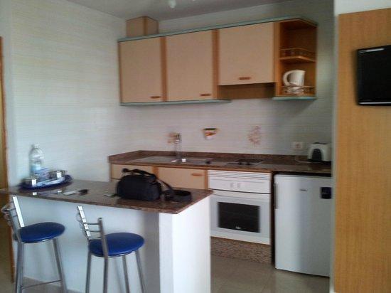 Apartamentos Villa Canaima: Cucina
