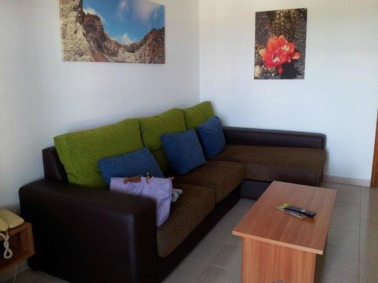 Apartamentos Villa Canaima: Salotto/cucina