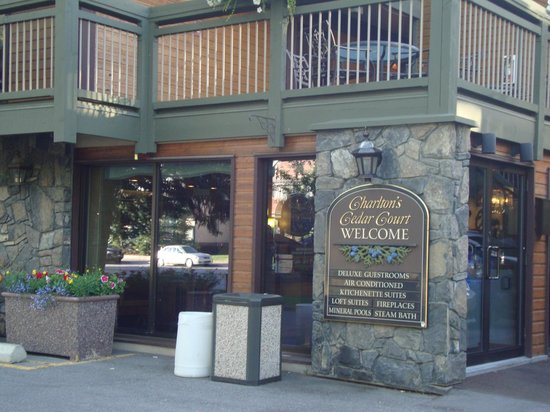 Charlton's Banff: L'hotel