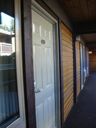 Charlton's Banff: L'accesso alle stanze