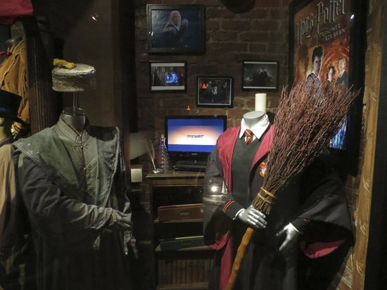 The Hollywood Museum: Harry Potter