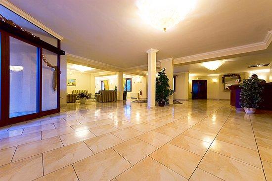 Roma Domus Hotel : Hall