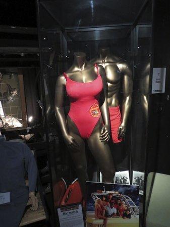 The Hollywood Museum: Figurino Baywatch