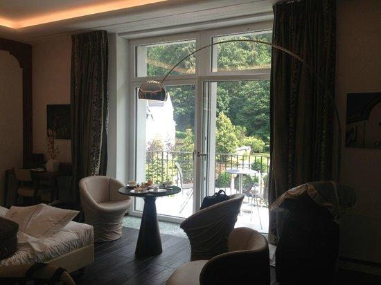 Park Hotel Vitznau: Room