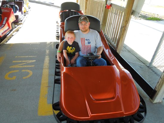 JJ's Awesome Acres: Go carts