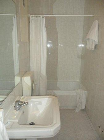 Hotel Central Playa : bagno 2
