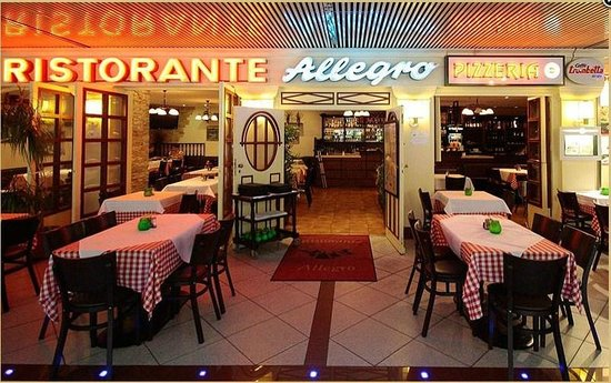 Ristorante Pizzeria Allegro
