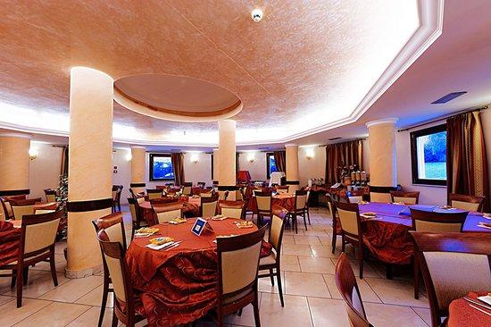 Roma Domus Hotel : Ristorante
