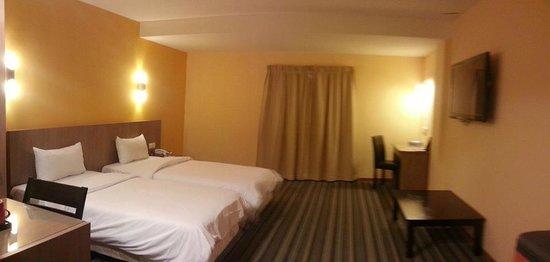 Grand Sentosa Hotel: deluxe room