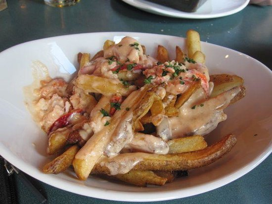 Olde Dublin Pub : Lobster Fries