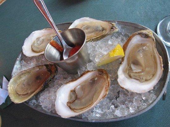 Olde Dublin Pub : Oysters