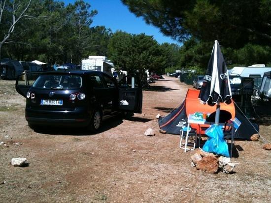 Campingplatz Pila