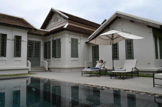 Hotel Amantaka: Khan Pool Suite