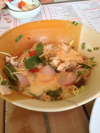 Coco Thai, Hong Kong: Soup of the day