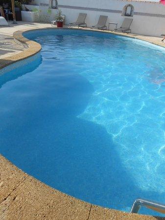 La Palunette : La piscine