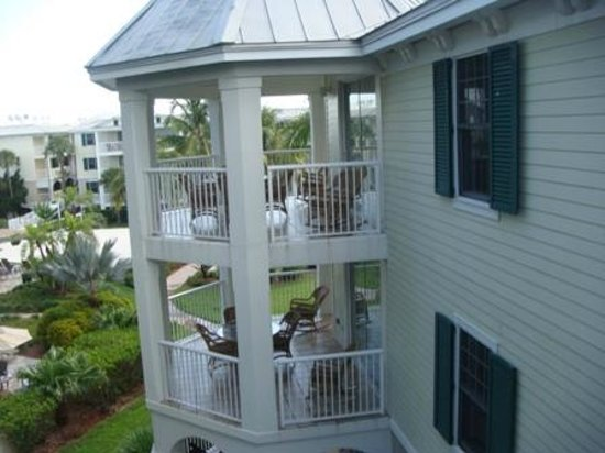 Hyatt Residence Club Key West, Windward Pointe: Two Bedroom Condo we stayed at