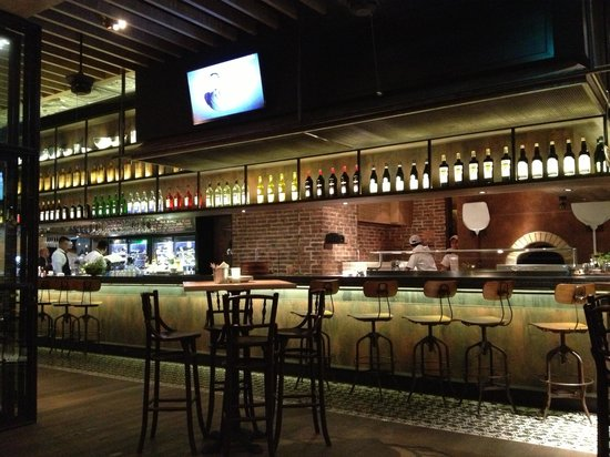 sopra cucina & bar - picture of sopra, singapore - tripadvisor - Cucina Bar