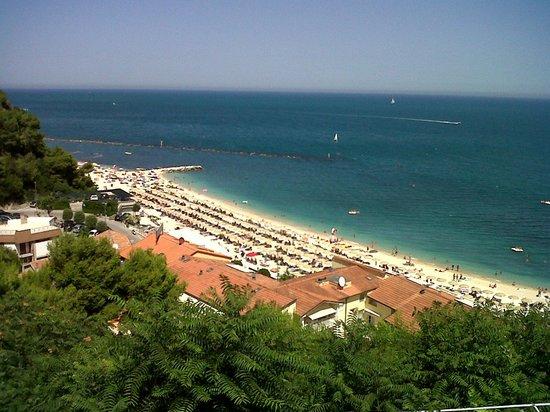Hotel Bellavista: vista dal terrazzo